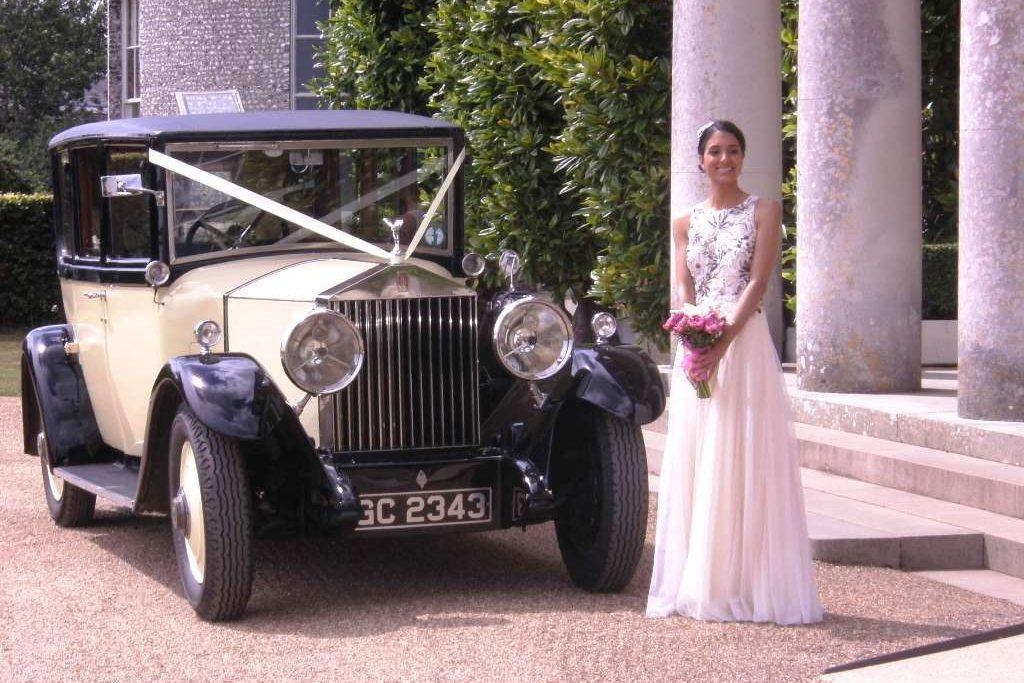 1929 Rolls Royce Barker Limousine