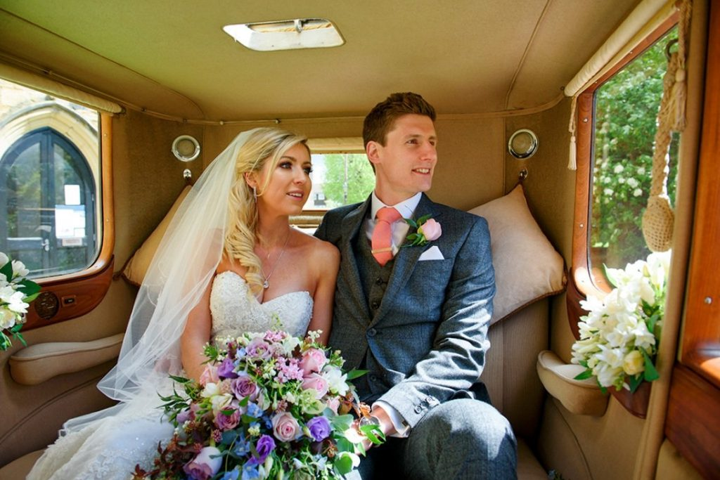 car hired for wedding