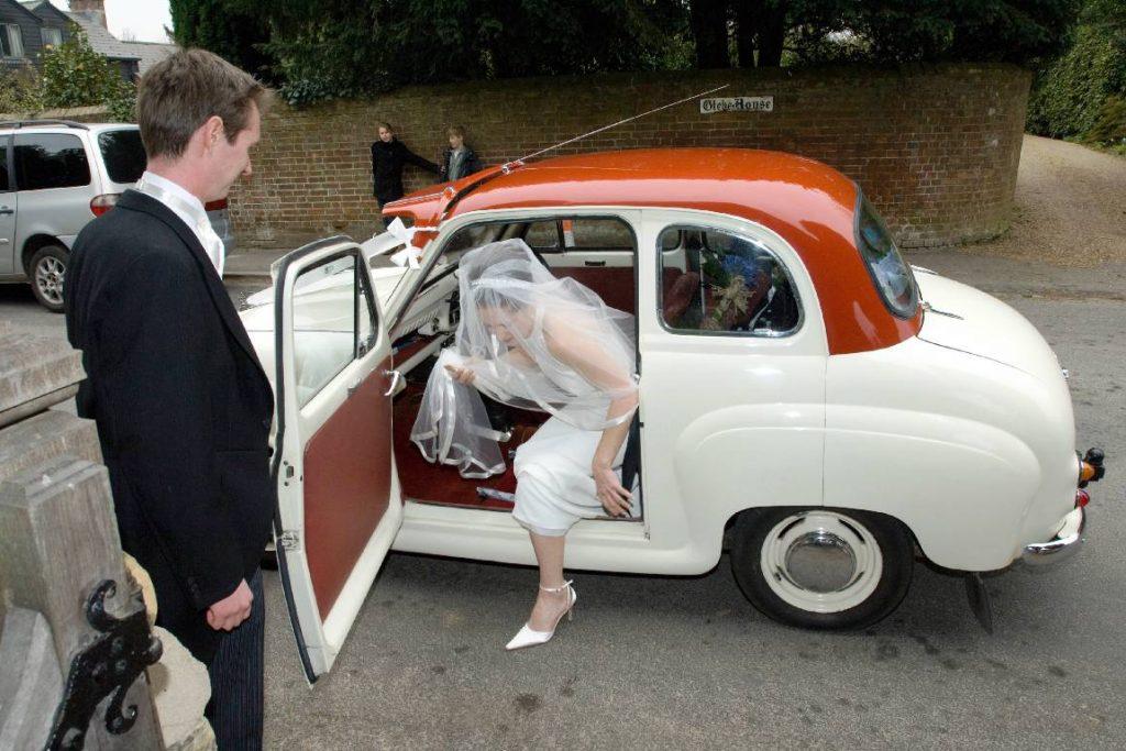 1959 Austin A35 Delux