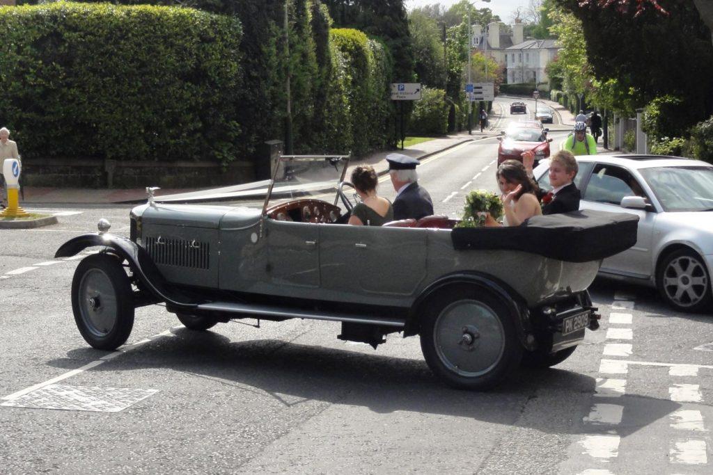 1928 AC Acedes Tourer