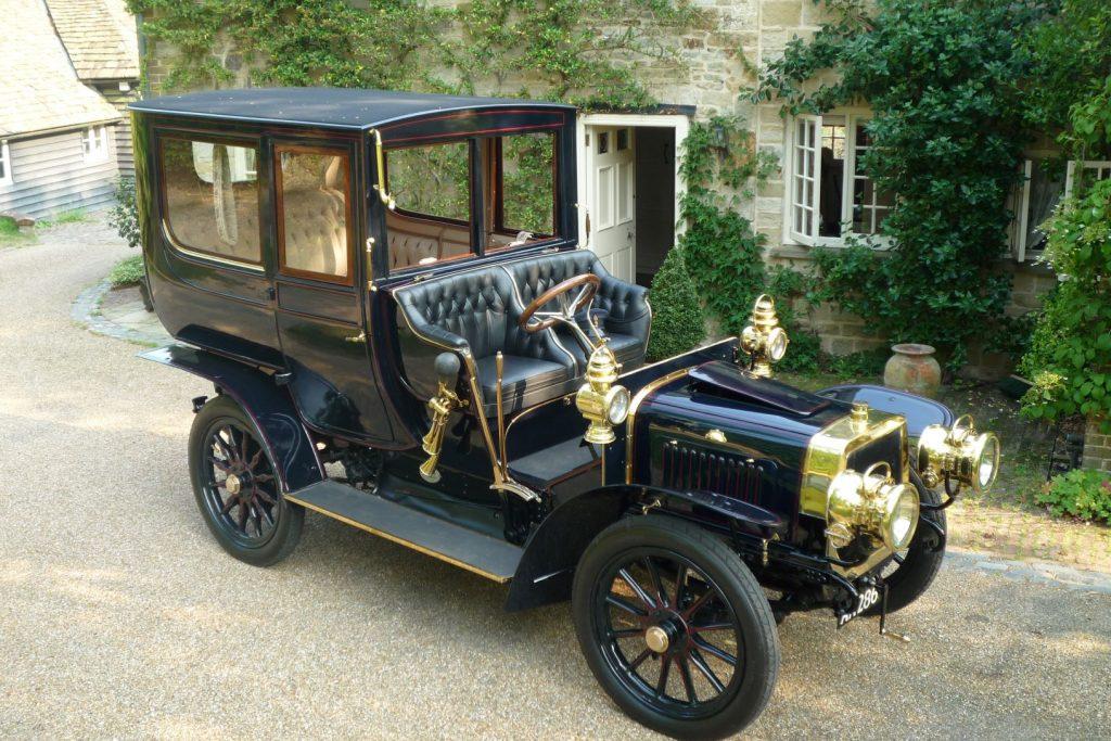 1905 Eugene Brillie Open Drive Limousine