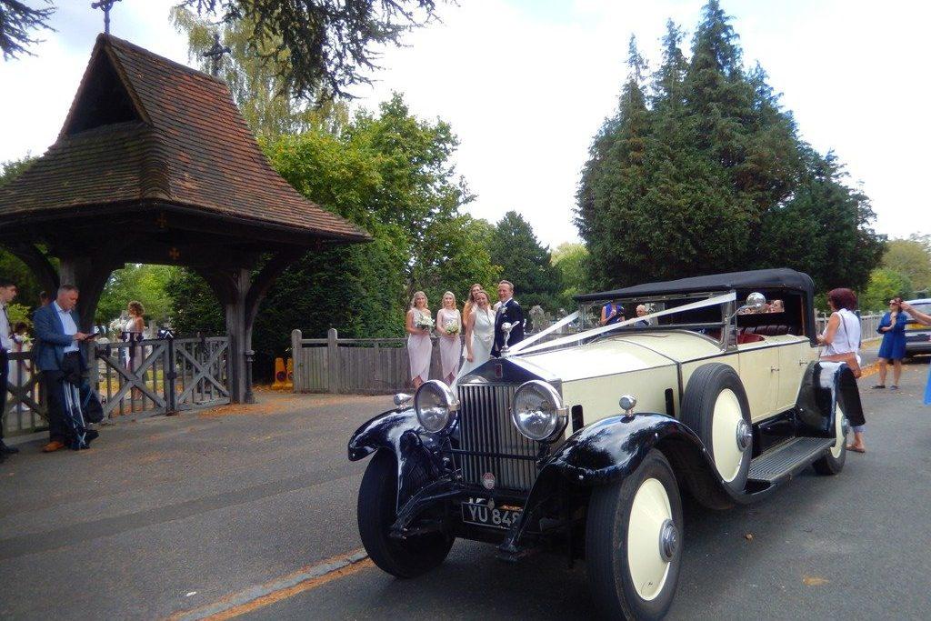 1927 Rolls Royce Phantom I Dual Cowl Torpedo