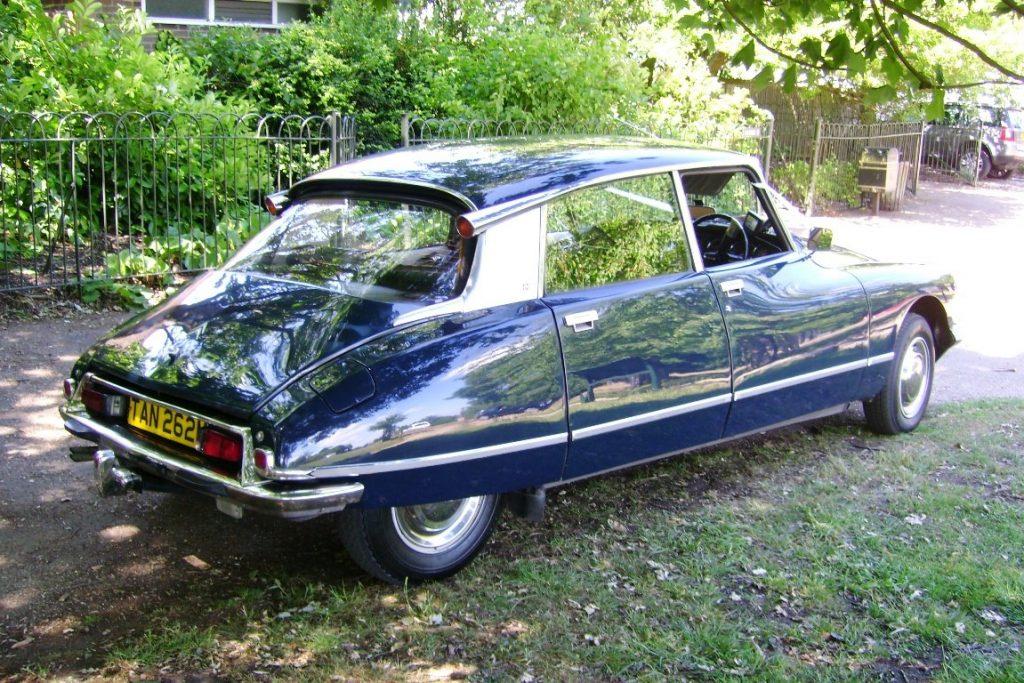 1973 citroen vds21 super