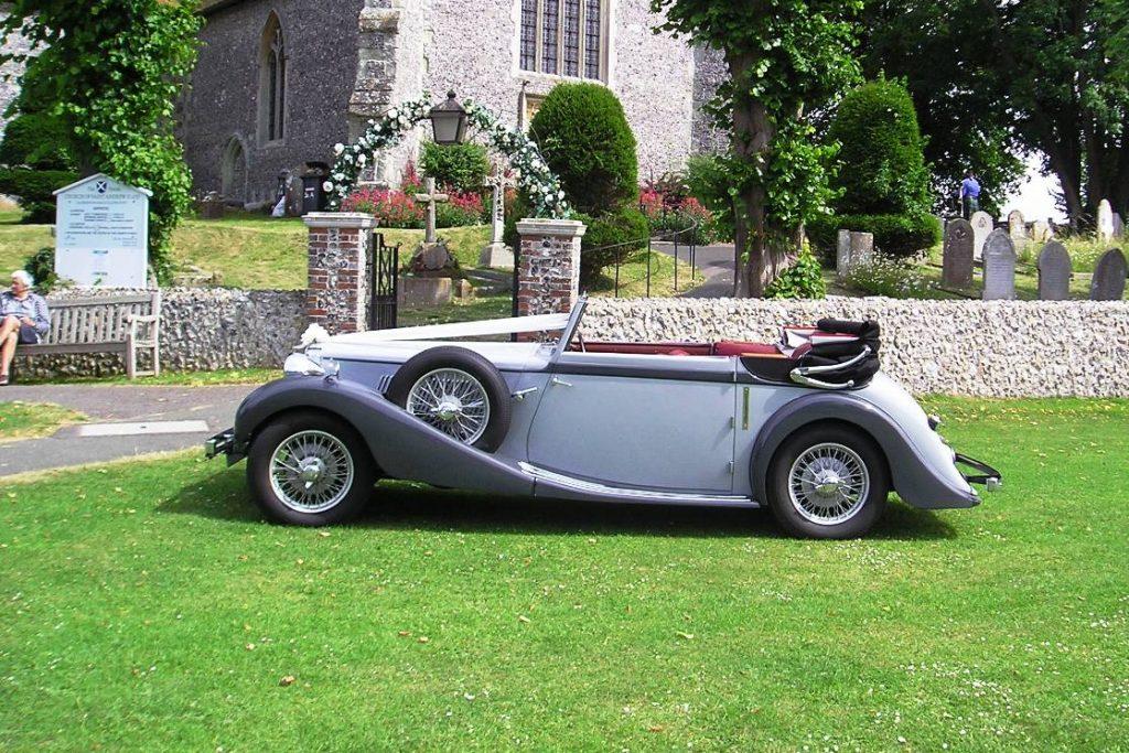 1939 MGSA Tickford