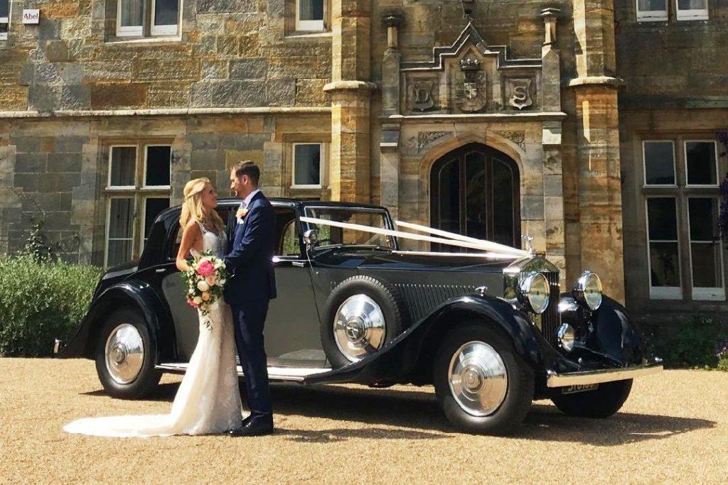1935 Rolls Royce Phantom II Continental by Barker Wedding Car