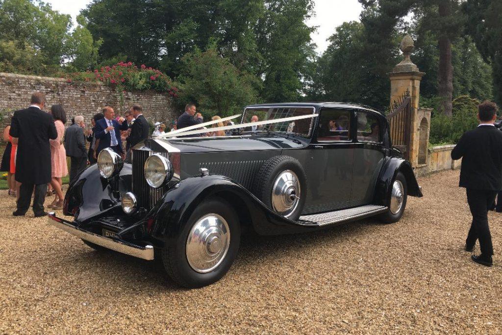 1935 Rolls Royce Phantom II Continental by Barker