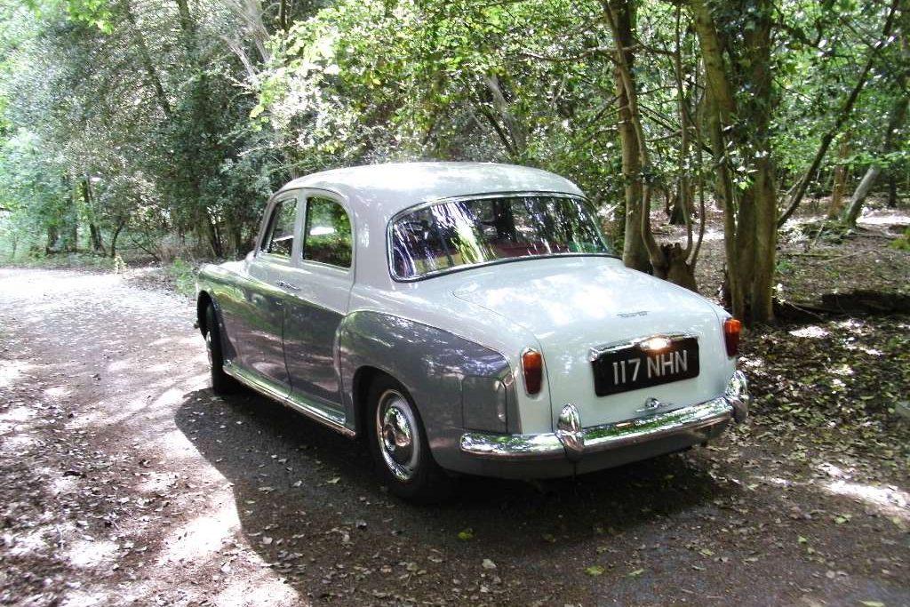 1960 Rover 100