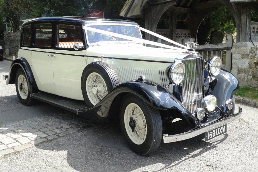 1934 Sunbeam 25
