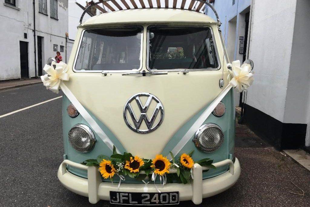 1996 VW Campervan
