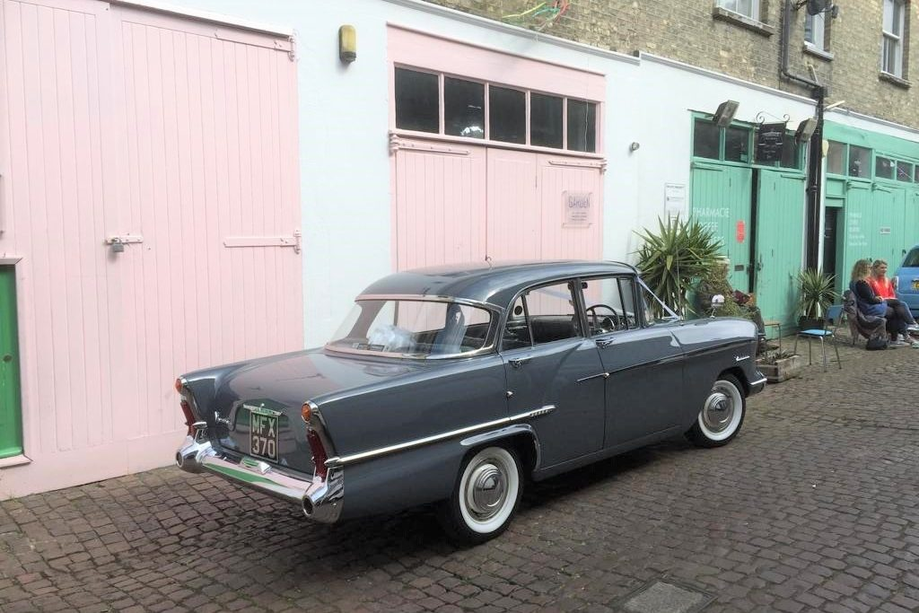 1958 Vauxhall Victor Super